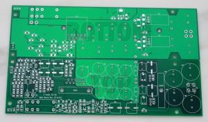 PCB Board Rev D7.12.107